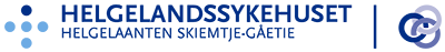 Helgelandssykehuset 2025 Logo
